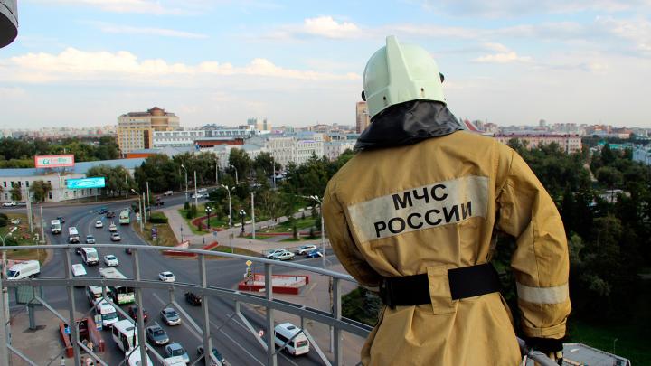 В Омске проверяют систему экстренного оповещения населения