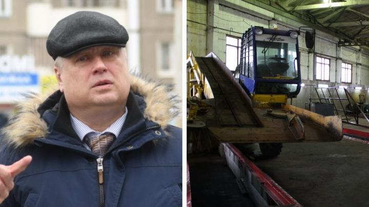 «Организатором всей схемы был Лошаков»: новые подробности махинаций в Кировском ДЭУ