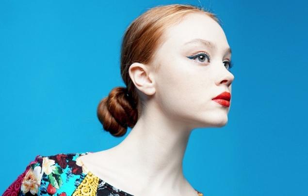 Модель из Ярославской области появилась в итальянском журнале Vogue. Смотрим ее фотографии