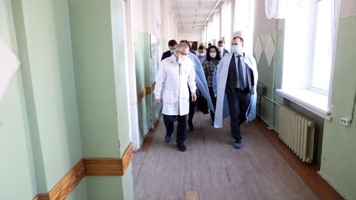 «Будьте добры и сами заботиться о здоровье»: Вадим Шумков ответил недовольным качеством медпомощи