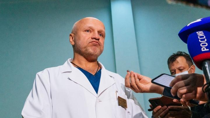 В прямом эфире омский хирург Анатолий Калиниченко ответит на вопросы NGS55.RU о диабете