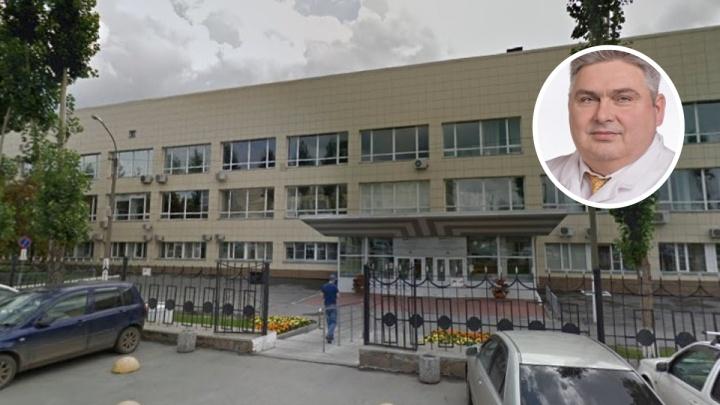 Скончался врач Андрей Хальзов — родной брат министра здравоохранения НСО. У него был коронавирус