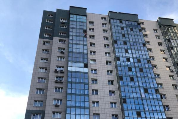 Инцидент произошел в жилом комплексе «Созвездие»