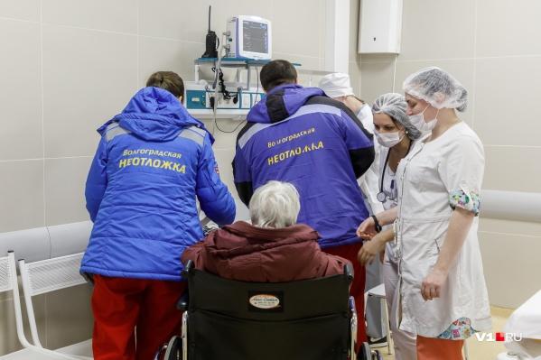 В Тюмени среди медиков есть заразившиеся коронавирусом
