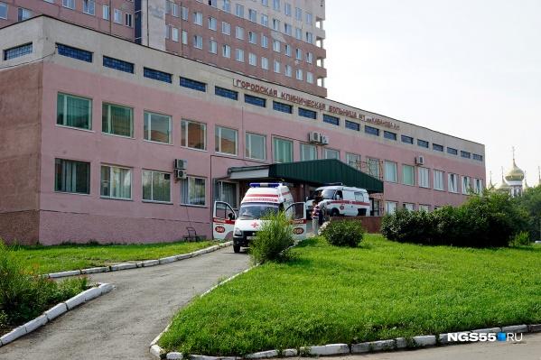 Два отделения в больнице закрыли на карантин