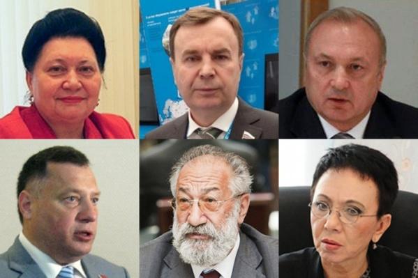 На фото — депутаты ГД от «ЕР»