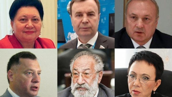 Кто богаче всех: изучаем доходы депутатов Госдумы и Совфеда от Красноярского края