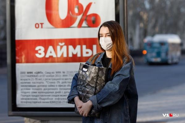 Помочь справиться с вирусом волгоградцы могут самоизоляцией, в остальном надо уповать на жаркую погоду