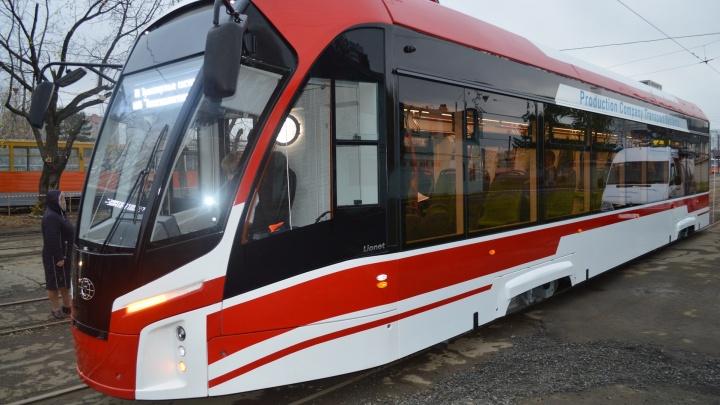 В Перми определили поставщика новых трамваев — это производитель «Льва» и «Львенка»