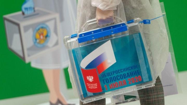 Членов избиркомов начали тестировать на COVID-19 перед голосованием за поправки в Конституцию