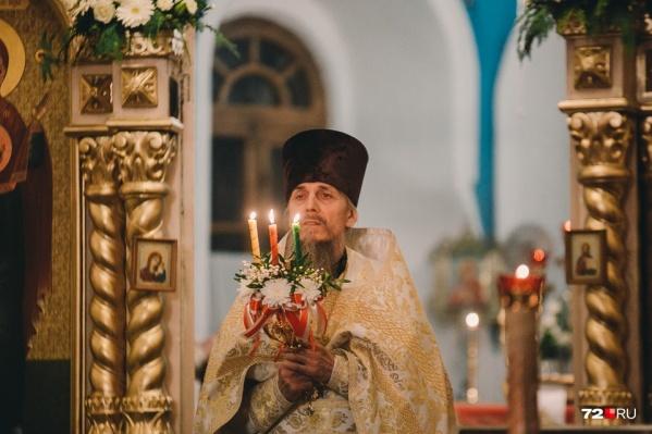 Священнослужители поощряют домашнюю молитву в условиях стремительного распространения коронавируса во всем мире и в Тюменской области, в частности