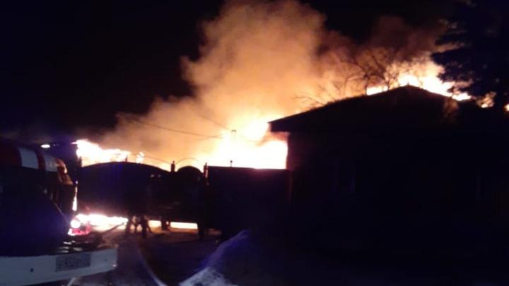 В Ишиме мужчина сжег в доме фельдшера и экс-полицейского