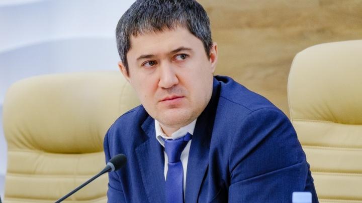 «Вы к нам надолго?»: Дмитрий Махонин ответил на вопрос о своих планах на посту губернатора