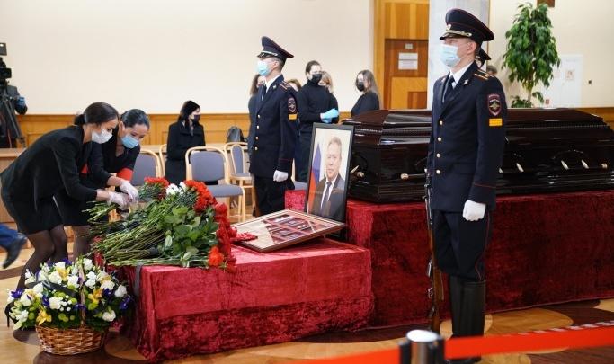Прощальная церемония с мэром Уфы Ульфатом Мустафиным глазами журналиста UFA1.RU