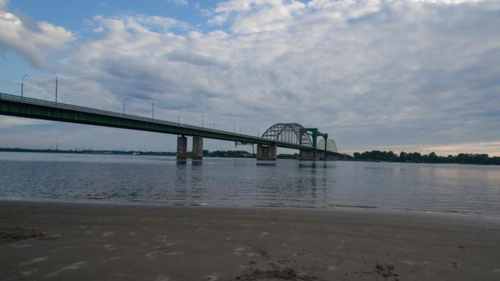 В ночь на 13 мая в Архангельске нельзя будет проехать по Краснофлотскому мосту