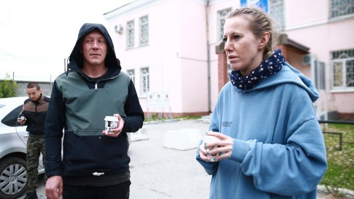 «Заложники специфических духовных практик»: Собчак показала фильм о скандальном схимонахе Сергии