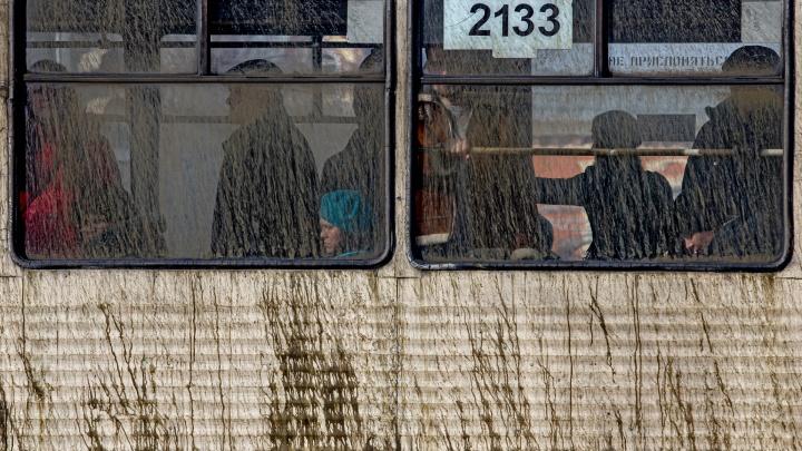 Остановка сердца. Узнай Челябинск по виду из окна трамвая (и не упади в обморок)