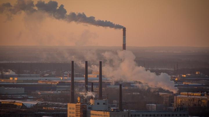 Уровень загрязнения воздуха в Новосибирске достиг высокой отметки— синоптики объяснили, что произошло