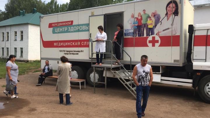 Радий Хабиров объявил о запуске «Поезда здоровья». И собрал урожай жалоб на сельские больницы