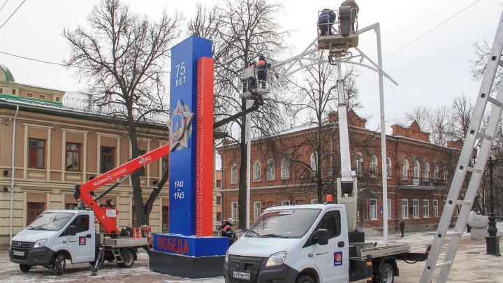 Чиновники Башкирии планируют создать больше новогодних городков, чем в прошлые года