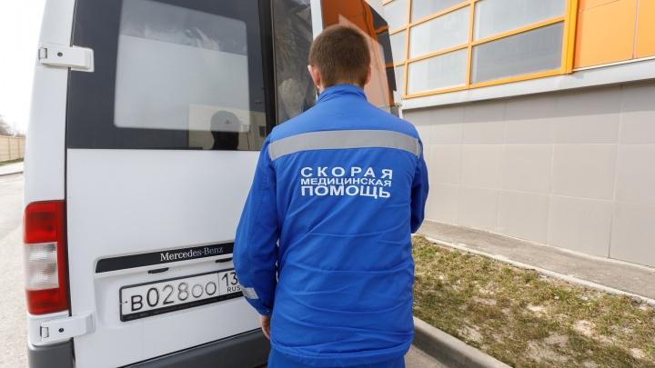 Водитель сгорел заживо: жуткое ДТП на трассе Волгоград — Сызрань