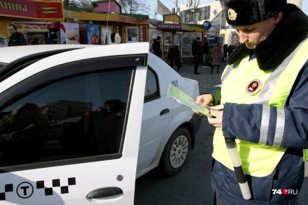 Нововведение касается водителей такси и автобусов