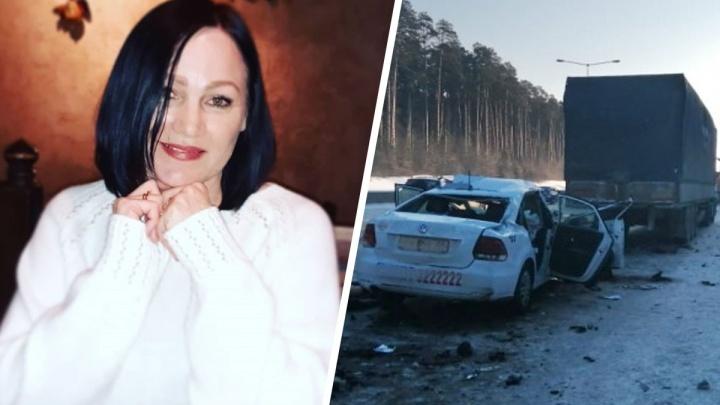 «Это что такое?»: пассажирка такси, разбившегося на Кольцовском тракте, видела, что машина едет в фуру