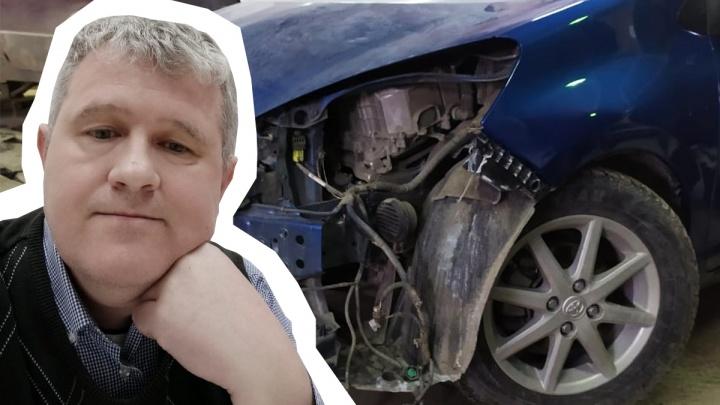 «Страховая и сервис устроили пинг-понг»: челябинцу отказали в ремонте машины по ОСАГО