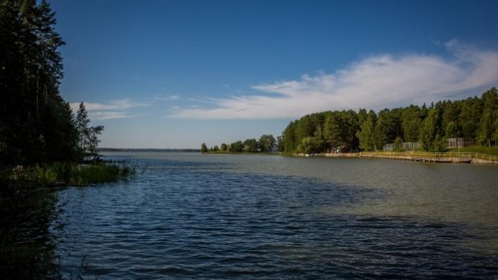 На озере под Новосибирском утонул 13-летний мальчик