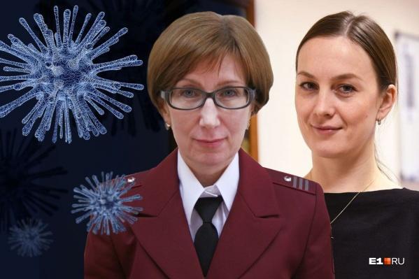 Анжелика Пономарева и Галина Борисевич готовы ответить на все ваши вопросы