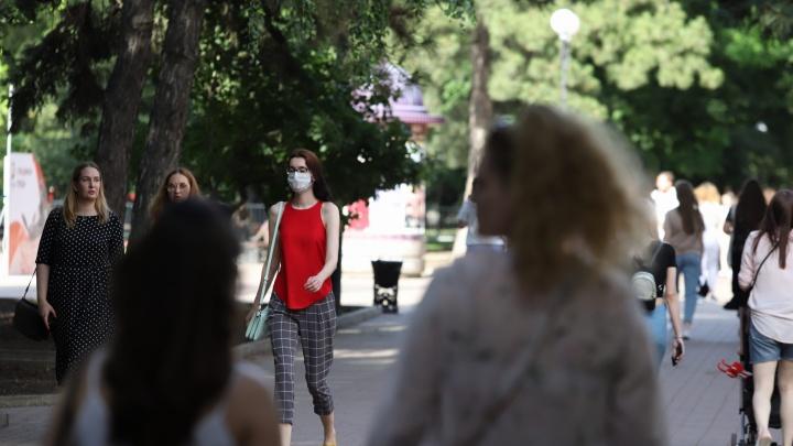 Коронавирус в Ростове: итоги дня, 26 июня