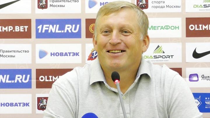 «Крылья Советов» возглавил тренер из Чертаново