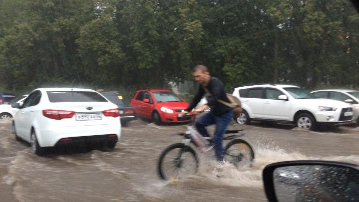 «Град и ливни»: в МЧС предупредили о непогоде в Башкирии