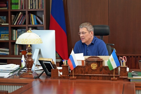 Радий Хабиров отметил, что режим повышенной готовности в республике продолжает функционировать