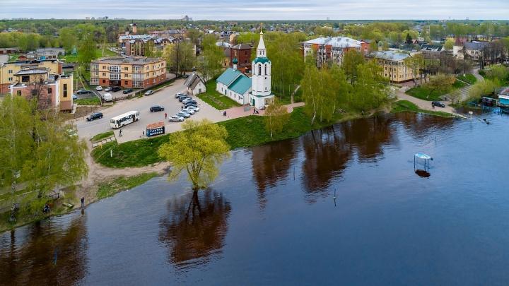 Большая вода будет отступать: когда Ярославскую область перестанет топить