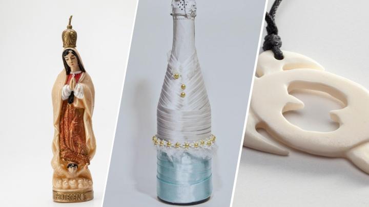 «Детей не было, муж умер, бутылка осталась»: в Красноярске собирают экспонаты для Музея разорванных отношений