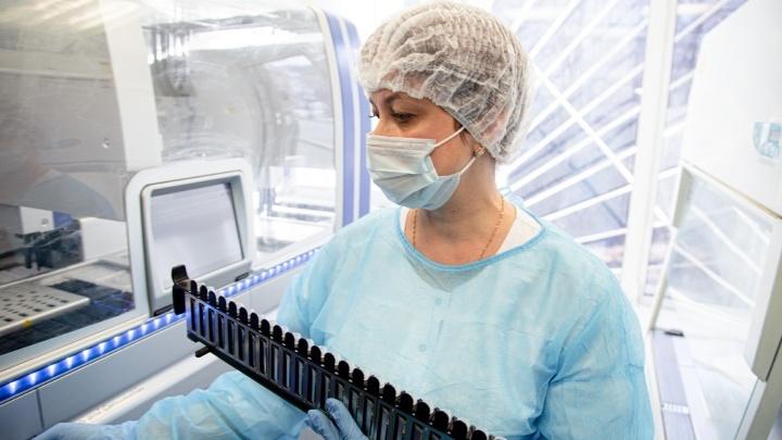 В Зауралье подтвердили еще один случай коронавируса