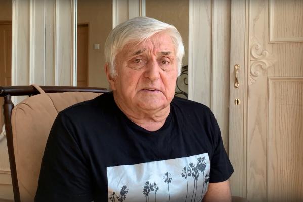 Виктор Панов — руководитель Архангельского молодежного театра