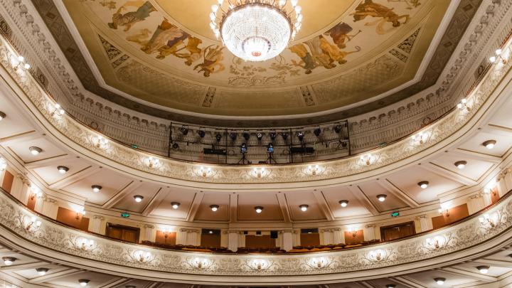 Пермский театр оперы и балета закрывается на карантин из-за коронавируса