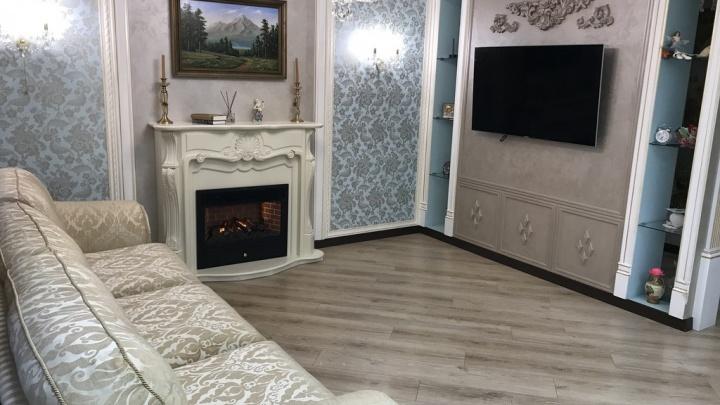 На Жукова выставили на продажу квартиру за 17 миллионов с финской сауной и тремя балконами