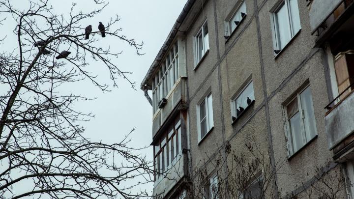 В Ярославле с седьмого этажа выпала 21-летняя девушка