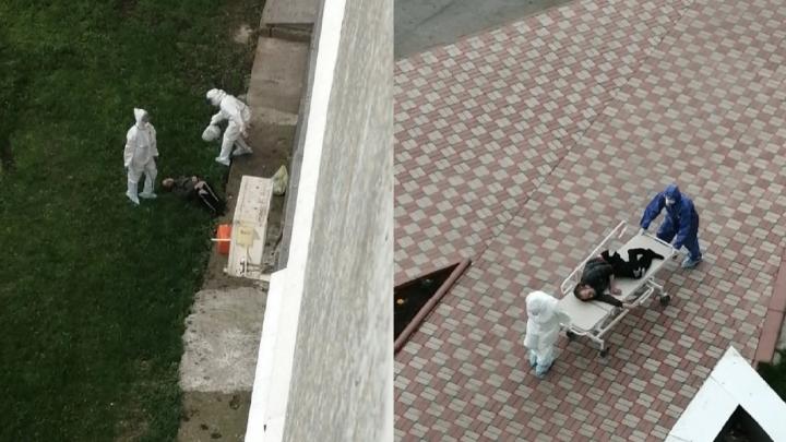 В Самарской области пациент инфекционной больницы выпрыгнул из окна