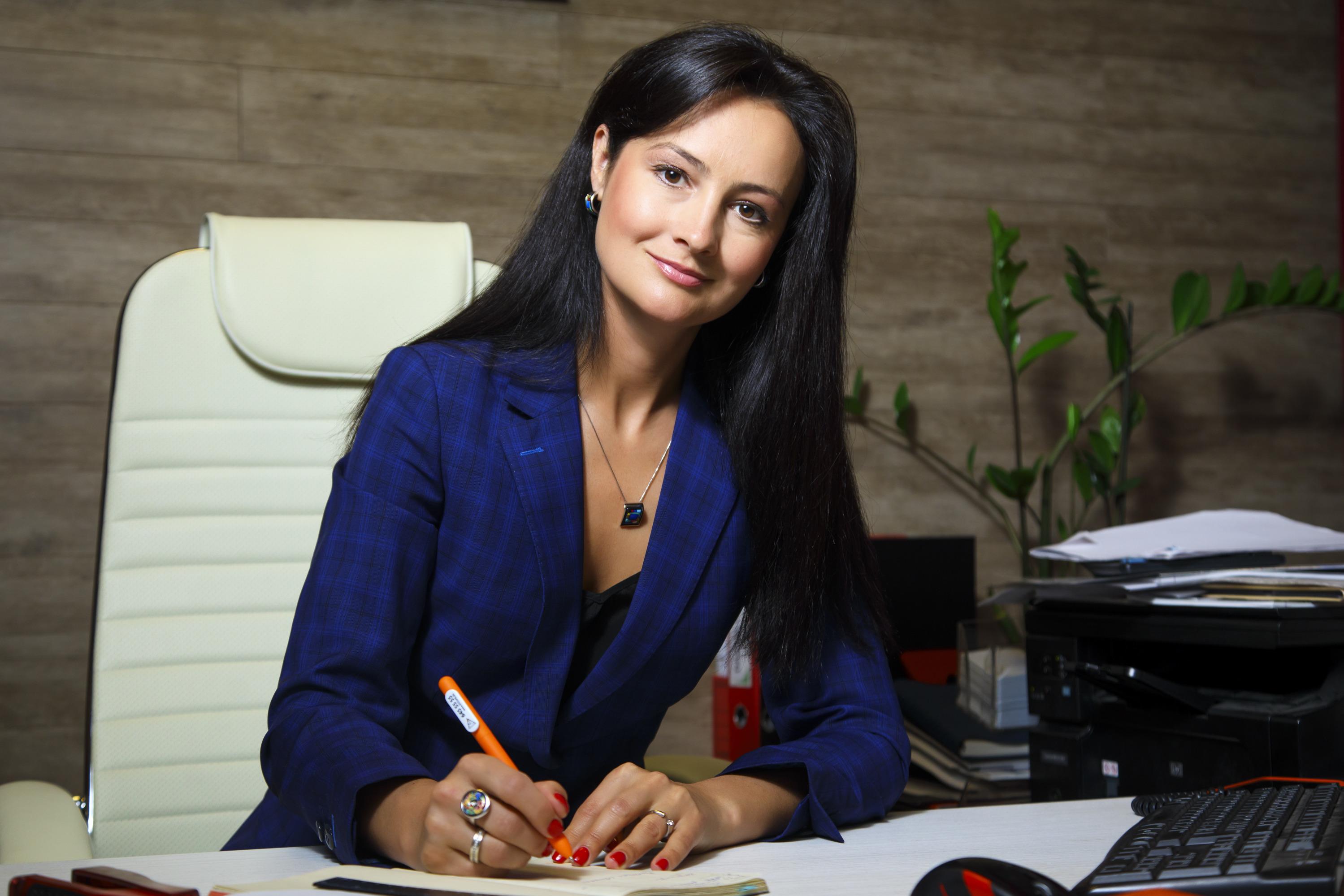 Генеральный директор агентства недвижимости ГК «КВС» Анжелика Альшаева