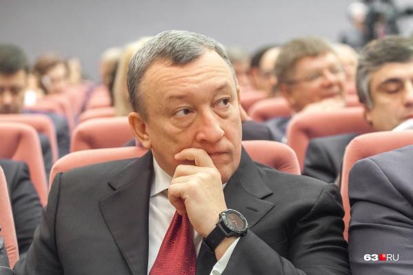 Фетисов возглавляет штаб по борьбе с коронавирусом