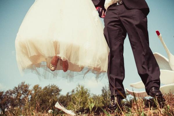 В день свадьбы эмоции зашкаливают, иногда из-за этого случаются казусы