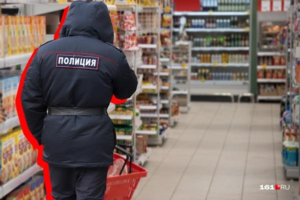 Банда крала продукты и бытовую химию из местных магазинов
