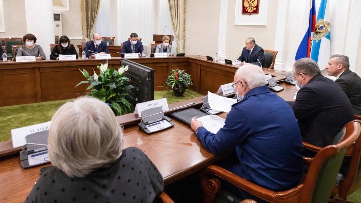 «Симбиоз местных кадров и пришлых»: что говорят об отставке и новом составе правительства Поморья