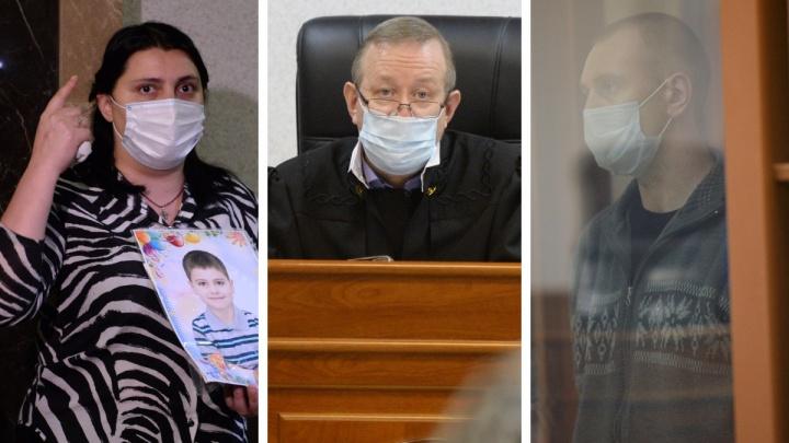 Прокуратура запросила 10 лет колонии для тагильского стрелка, из ружья которого был убит ребенок