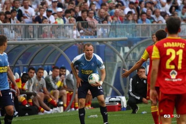 Александр Анюков — один из самых титулованных футболистов России
