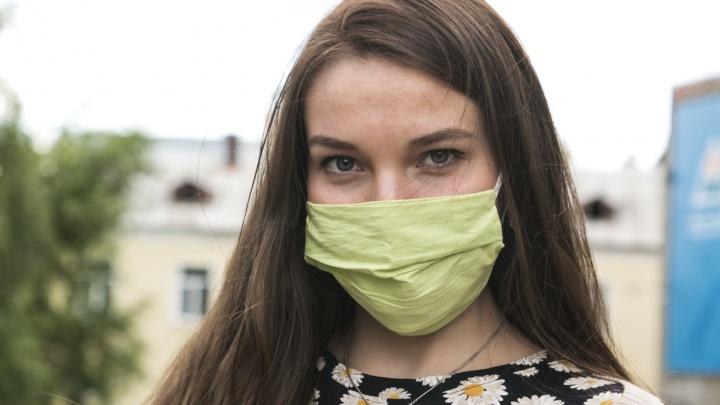 В Северодвинске отменен масочно-перчаточный режим на улице